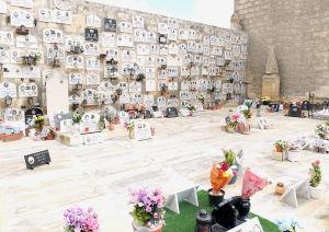 Cimitero, luogo d'incontri